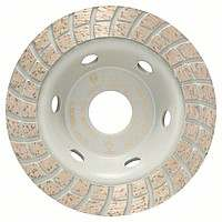 Алмазный чашечный шлифкруг Bosch Standard Turbo, бетон 105мм