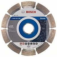 Алмазный отрезной круг Bosch Professional for Stone125x22,23