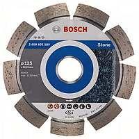 Алмазный отрезной круг Bosch Expert for Stone125x22,23