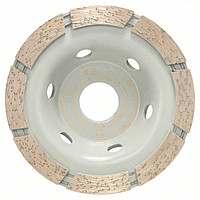 Алмазный чашечный шлифкруг Bosch Standard, бетон 105мм