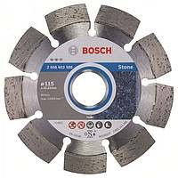 Алмазный отрезной круг Bosch Expert for Stone115x22,23
