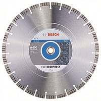 Алмазный отрезной круг Bosch Best for Stone400x20/25,4