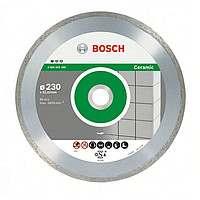 Алмазный отрезной круг Bosch Standard for Ceramic230x22,23, 10 шт в уп.