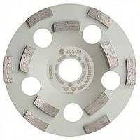 Алмазный чашечный шлифкруг Bosch Expert, бетон 125мм