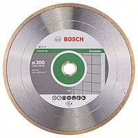 Алмазный отрезной круг Bosch Professional for Ceramic300x30/25,4