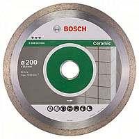 Алмазный отрезной круг Bosch Best for Ceramic200x25,4