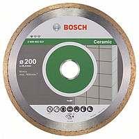 Алмазный отрезной круг Bosch Professional for Ceramic200x25,4