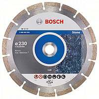 Алмазный отрезной круг Bosch Professional for Stone230x22,23