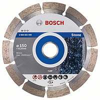 Алмазный отрезной круг Bosch Professional for Stone150x22,23
