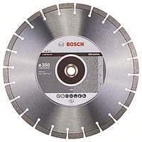 Алмазный диск Bosch Expert for Abrasive 350-20/25,4