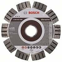 Алмазный диск Bosch Best for Abrasive 125-22,23