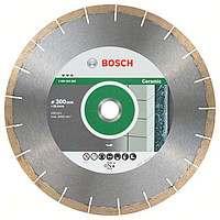 Алмазный диск Bosch Best for Ceramic & Stone 300×25.4mm