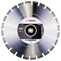 Алмазный диск Bosch Best for Asphalt 400-25,4/30