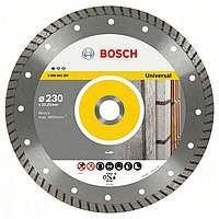 Алмазный диск Bosch Professional for Universal Turbo 230-22,23