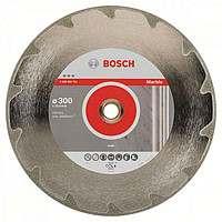 Алмазный диск Bosch Best for Marble 300-25,4