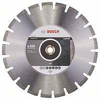 Алмазный диск Bosch Standart for Asphalt 350-20/25,4