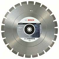 Алмазный диск Bosch Best for Asphalt 400-20/25,4