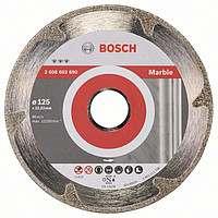 Алмазный диск Bosch Best for Marble 125-22,23
