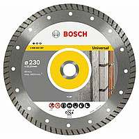 Алмазный диск Bosch Professional for Universal Turbo 115-22,23