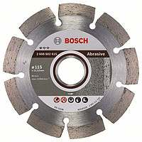 Алмазный диск Bosch Standart for Abrasive 115-22,23