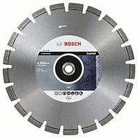 Алмазный диск Bosch Best for Asphalt 350-20/25,4
