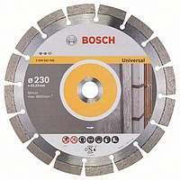 Алмазный диск Bosch Expert for Universal 230-22,23