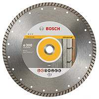 Алмазный диск Bosch Professional for Universal Turbo 300-22,23