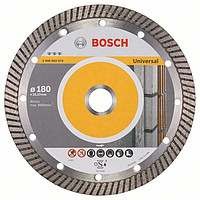 Алмазный диск Bosch Best for Universal 180-22,23
