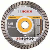 Алмазный диск Bosch Professional for Universal Turbo 150-22,23