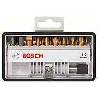 18 БИТ Bosch TIN1ДЕРЖ. PH/PZ/T/S/HEX 25ММ. RL, 2607002582