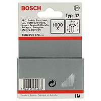 Гвозди Bosch 1000шт 23 мм ТИП 47, 1609200378