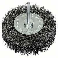 Щетка дисковая Bosch 6 мм 0.2X50 мм витая сталь