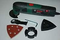 Многофункциональный инструмент (реноватор) Bosch PMF 220 CE, 0603102020