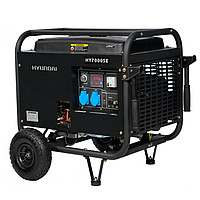 Электрогенератор Hyundai HY 7000SE