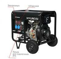 Электрогенератор Hyundai DHY 6000LE