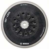 Тарельчатый шлифовальный круг с отверстиями Bosch Multi-hole (150 мм – мягкая), 2608601568