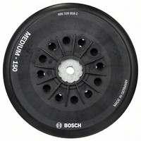 Тарельчатый шлифовальный круг с отверстиями Bosch Multi-hole (150 мм – средняя), 2608601569