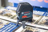 Лазерный нивелир комби (линейный 1 точечный) Bosch GCL 2-15, 0601066E00