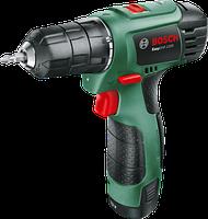 Аккумуляторный шуруповерт Bosch EasyDrill 1200 (1 аккумуляторная батарея) (06039A210A)