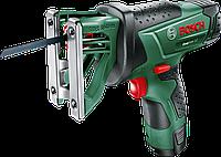 Аккумуляторная многофункциональная пила Bosch EasySaw 12 (1 аккумуляторная батарея), 06033B4004