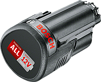 Аккумулятор 12 вольт Bosch PBA 12 V2,5Ah, 1600A00H3D