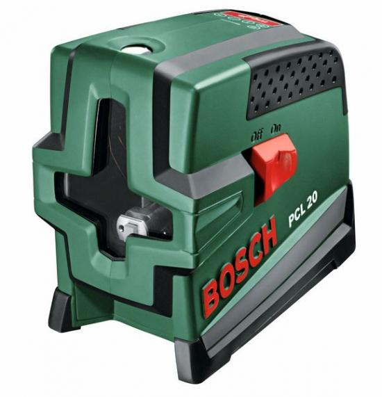 Bosch PCL 20 SET Нивелир лазерный
