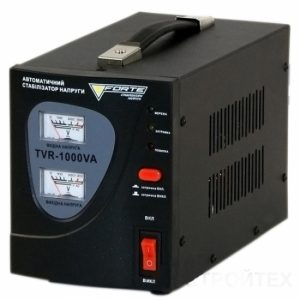 Forte TVR-1000VA Стабилизатор напряжения