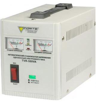 Forte TVR-500VA Стабилизатор напряжения