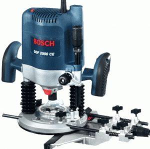 Bosch GOF 2000 CE Фрезер