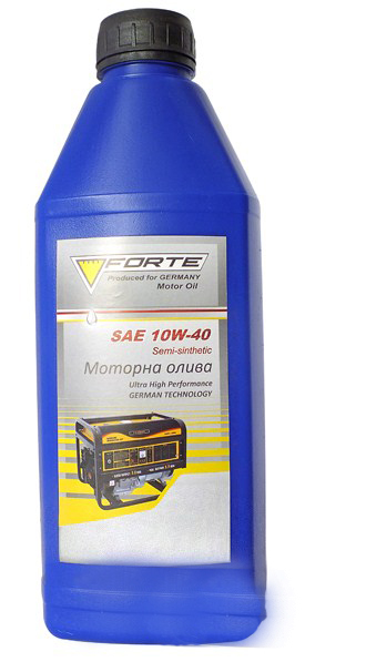 FORTE SAE 10W-40 Масло моторное 1 л